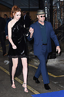 "Karen Gilland and Michael Rooker<br /> at the ""Guardians of the Galaxy 2"" premiere held at the Hammersmith Apollo, London. <br /> <br /> <br /> ©Ash Knotek  D3257  24/04/2017"