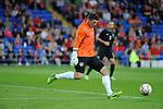 14th August 2013 - Cardiff - UK : Wales v Republic of Ireland - Vauxhall International Friendly at Cardiff City Stadium : Goalkeeper Kieren Westwood of Ireland.