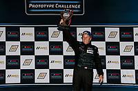 Brinze Cup Winner, #3 Jr III Racing Ligier JS P3, LMP3: Kris Wilson