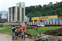 TANZANIA Bukoba, TANICA coffee factory produce instant coffee / TANSANIA Bukoba, Kaffeefabrik TANICA COFFEE, Herstellung von instant Kaffee