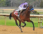Rafael Bejarano rode Bob Baffert trained Castaway to a dominating victory in the first division of the 47th running of the Southwest Stakes Monday afternoon at Oaklawn Park in Hot Springs.