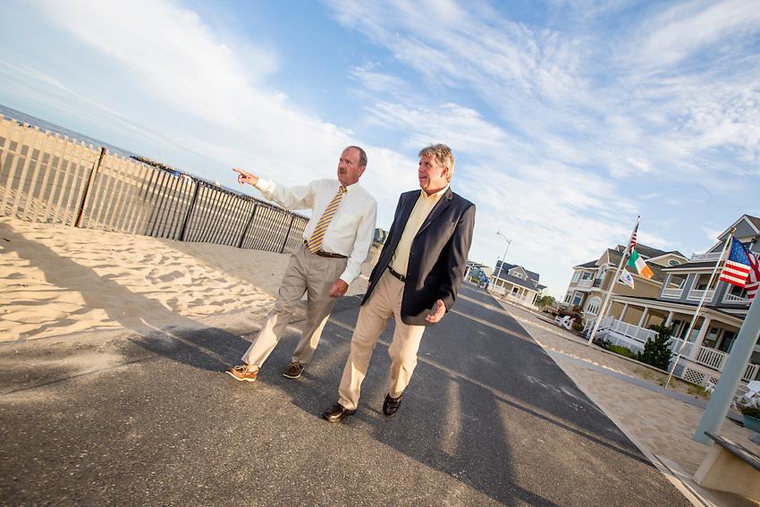Manasquan Democrats 2015 borough council campaign photo shoot.