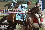 August 29 2015: Viva Majorca in the Grade I Forego Stakes at Saratoga Racetrack. Sue Kawczynski/ESW/CSM