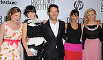 Kathryn Hahn,Zooey Deschanel,Paul Rudd,Rashida Jones and Elizabeth Banks attends OUR IDIOT BROTHER Los Angeles Premiere held at The Arclight Theater in Hollywood, California on August 16,2011                                                                               © 2011 DVS / Hollywood Press Agency