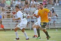 Jeff Cosgriff-AC St Louis...AC St Louis defeated Portland Timbers 3-0 at Anheuser-Busch Soccer Park, Fenton, Mssouri.
