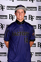 Carter Matthys (14) of Aliso Nigual High School in Aliso Viejo, California during the Baseball Factory All-America Pre-Season Tournament, powered by Under Armour, on January 12, 2018 at Sloan Park Complex in Mesa, Arizona.  (Mike Janes/Four Seam Images)
