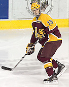 Mike Vannelli - The University of Minnesota Golden Gophers defeated the University of North Dakota Fighting Sioux 4-3 on Friday, December 9, 2005, at Ralph Engelstad Arena in Grand Forks, North Dakota.
