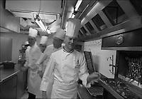 Europe/France/Aquitaine/64/Pyrénées-Atlantiques/Pays Basque/ Biarritz: Hôtel du Palais Jean-Marie Gautier chef du restaurant Villa Eugénie et La Rotonde [Non destiné à un usage publicitaire - Not intended for an advertising use]