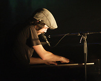 Montreal (Qc) CANADA - Dec 2009 - Patrick Watson<br />  - PHOTO D'ARCHIVE :  Agence Quebec Presse