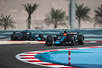27th March 2021; Sakhir, Bahrain; F2 Grand Prix of Bahrain; 17 Armstrong Marcus (nzl), DAMS, Dallara F2, action during the 1st round of the 2021 FIA Formula 2 Championship on the Bahrain International Circuit, in Sakhir, Bahrain -