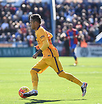FC Barcelona's Neymar  during La Liga match. February 7, 2016. (ALTERPHOTOS/Javier Comos)
