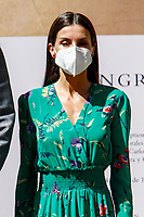 GRANADA, SPAIN-  June 10: **NO SPAIN** Queen Letizia visits La Alhambra and attend the Design and Innovation awards in Granada, Spain on June10, 2021. Credit: Jimmy Olsen/MediaPunch