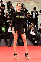 Brazilian actress and top model Izabel Goulart poses on the red carpet for the screening of the movie 'The Shape Of Water' at the 74th Venice Film Festival, Venice Lido, August 31, 2017. <br /> UPDATE IMAGES PRESS/Marilla Sicilia<br /> <br /> *** ONLY FRANCE AND GERMANY SALES ***