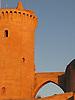 Tower of the Bellver Castle (1300-1310) in Palma de Majorca<br /> <br /> Torre del Homenaje (cat.: Torre de l'Homenatge) del Castillo de Bellver (cat.: Castell Bellver) (1300-1310) in Palma de Mallorca<br /> <br /> Turm des Schloss Bellveder (1300-1310)<br /> <br /> 2592 x 1944 px