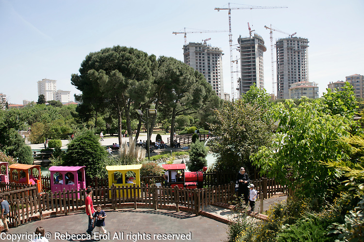 Ozgurluk Park, Kadikoy, Turkey