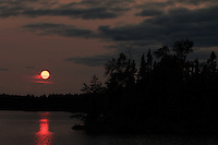 """Smoke Red Sunset""<br />