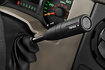 Gear shift detail view of a 2008 Ford f250 Regular Cab