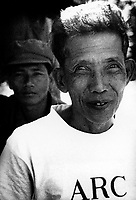 Comrade Duch (real name Kaing Guek Eav) confesses to mass murder. As chief executioner of the Khmer Rouge when they were in power he was responsible for the S-21 detention centre at Tuol Sleng, where over 16,000 people were killed between 1975 and 1979. Photographer Nic Dunlop unearthed Duch working with the American Refugee Committee in 1999. He is currently awaiting trial.