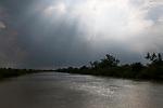 A creek inside the core forest area of Sunderbans. West Bengal, India. Arindam Mukherjee