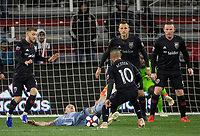 Washington, D.C. - Sunday May 12, 2019: D.C. United defeated Sporting Kansas City 1-0 in a MLS match at Audi Field.