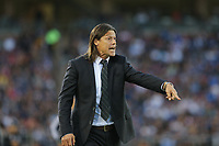STANFORD, CA - JUNE 29: Matias Almeyda during a Major League Soccer (MLS) match between the San Jose Earthquakes and the LA Galaxy on June 29, 2019 at Stanford Stadium in Stanford, California.