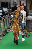"Emeli Sande<br /> at the ""MATANGI / MAYA / M.I.A."" premiere, Curzon Mayfair, London<br /> <br /> ©Ash Knotek  D3432  19/09/2018"