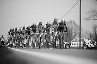 Milan-San Remo 2012.raceday.peloton at Tortona (after 76km)