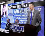 2014 Summit League Basketball Press Conference