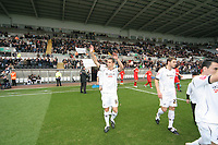 Pictured: Ferrie Bodde of Swansea City<br />