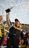 Dec. 10, 2011; Chandler, AZ, USA;  LOORRS pro 2 unlimited driver Greg Adler during round 15 at Firebird International Raceway. Mandatory Credit: Mark J. Rebilas-