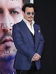 "Johnny Depp attends The L.A. Premiere of Alcon Entertainment's ""TRANSCENDENCE"" held at The Regency Village Theater in Westwood, California on April 10,2014                                                                               © 2014Hollywood Press Agency"
