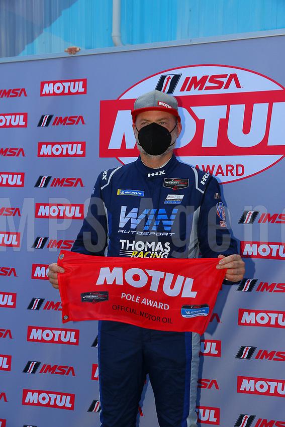 LMP2 POLE SITTER #11 WIN MOTORSPORT(USA) ORECA 07- GIBSON LMP2 - THOMAS MERRILL (USA)