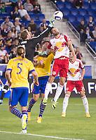New York Red Bulls vs Colorado Rapids, April 29, 2015