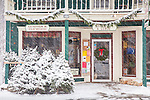 General store in Cabot, VT