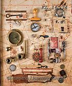 Interlitho-Alberto,Still lifes, paintings+++++,nautic articles,maritim,KL16534,#f#, EVERYDAY