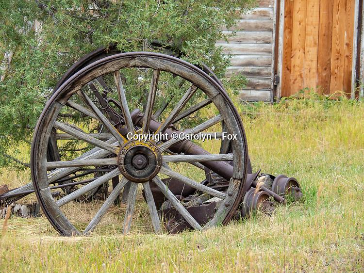 Elkhorn Ghost Town Wheel