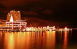 Coeur d' Alene Resort Lights