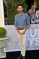 """LOS ANGELES, USA. June 11, 2019: Karan Soni at the premiere of """"Murder Mystery"""" at Regency Village Theatre, Westwood.<br /> Picture: Paul Smith/Featureflash"""