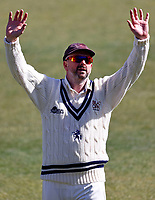 Darren Stevens in the field for Kent during Kent CCC vs Lancashire CCC, LV Insurance County Championship Group 3 Cricket at The Spitfire Ground on 22nd April 2021