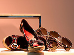Ladies Shoes, Sunglasses, Gucci, Midtown East, New York, New York