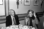 SERATA ORGANIZZATA DA MARTA MARZOTTO - ROMA 1980