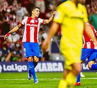 2021.08.29 La Liga Atletico de Madrid VS Villarreal CF