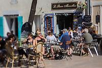 France, Bouches du Rhone, Marseille, European capital of culture 2013, Zone Euromediterranee Panier quarter, Pistoles street