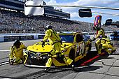 #20: Erik Jones, Joe Gibbs Racing, Toyota Camry STANLEY
