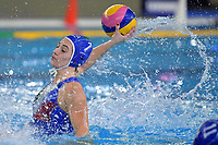Claudia Roberta Marletta of Italy <br /> Greece GRE - Italy ITA  <br /> Bronze Medal Match final 3rd - 4th place <br /> Trieste (Italy) 24/01/2021 Bruno Bianchi Aquatic Center <br /> Fina Women's Water Polo Olympic Games Qualification Tournament 2021 <br /> Photo Andrea Staccioli / Deepbluemedia / Insidefoto
