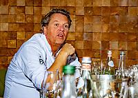 Rotterdam, The Netherlands, 16 Januari 2019, ABNAMRO World Tennis Tournament, Chef's table<br /> Photo: www.tennisimages.com/Henk Koster