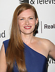 """Mireille Enos  at """"Reel Stories, Real Lives"""" Celebration of the Motion Picture & Television Fund's 90 Years of Service to the Community and Recognizes The Hollywood Reporter's Next Generation Class of 2011 held at Milk Studios in Los Angeles, California on November 05,2011                                                                               © 2011 Hollywood Press Agency"""