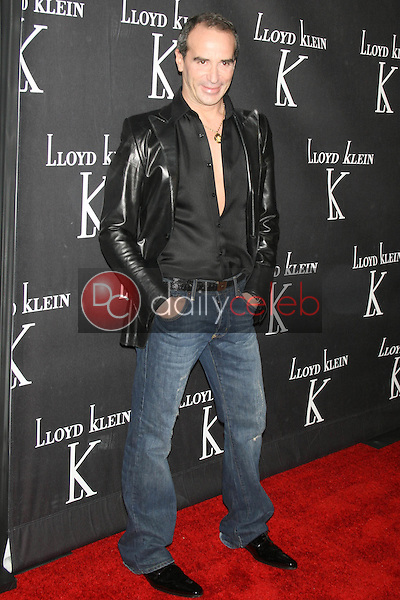 Lloyd Klein<br />at the opening party for the Lloyd Klein Flagship Store. Lloyd Klein Flagship Store, Los Angeles, CA. 11-14-06<br />Dave Edwards/DailyCeleb.com 818-249-4998