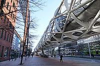 Nederland - Den Haag - Februari 2020. Den Haag. Randstadrail in het Beatrixkwartier. Foto Berlinda van Dam / Hollandse Hoogte