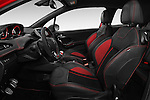 Front seat view of 2016 Peugeot 208 GTI 3 Door Hatchback 2WD Front Seat  car photos